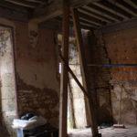 la sécurisation du vieux logis